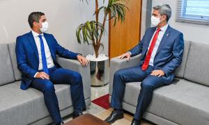 Para o secretário-chefe da Casa Civil, Rolf Vidal, relacionamento entre Governo do Tocantins e MPTO vai melhorar atendimento dos anseios da população