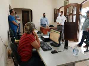 Em Araguaína, presidente do Ruraltins se reúne com servidores e alinha ações