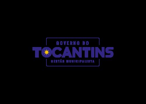Logo Governo do TO - Horizontal