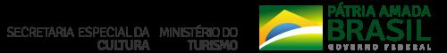 Logo -Secretaria Especial da Cultura