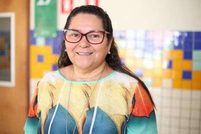Maristélia Alves Santos, diretora da Regional de Palmas