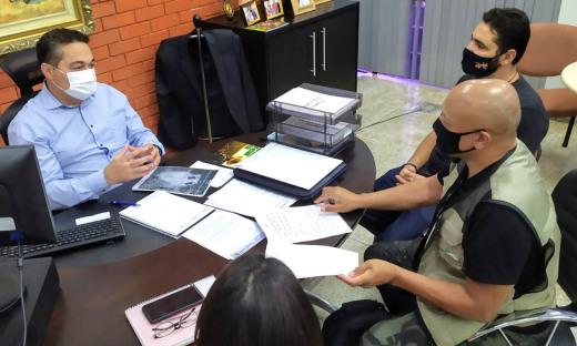 A produção será filmada em 2021, sendo que quase 70% de suas locações encontram-se em Mateiros e Palmas