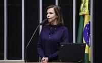 Professora Dorinha na Câmara dos Deputados