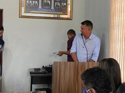 Jaime Café reafirmou parceria na execução do projeto