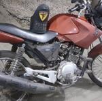Moto roubada era usada por menor para cometer crimes na Capital