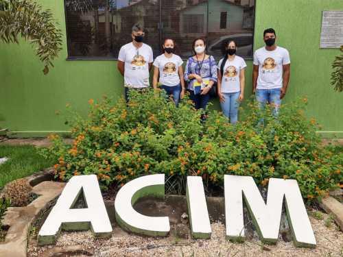 Equipe técnica da Sics visita as associações comerciais  para acompanhar os sorteios da  Campanha Natal dos Sonhos