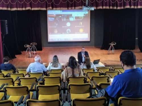 Reunião semi-presencial do CPC foi realizada no Memorial Coluna Prestes