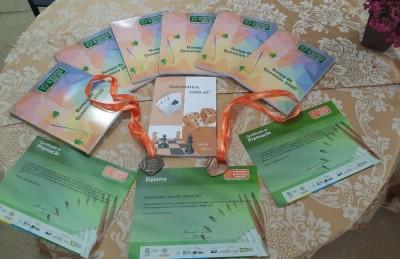 As premiações recebidas nesta semana por Tácio e Janaína