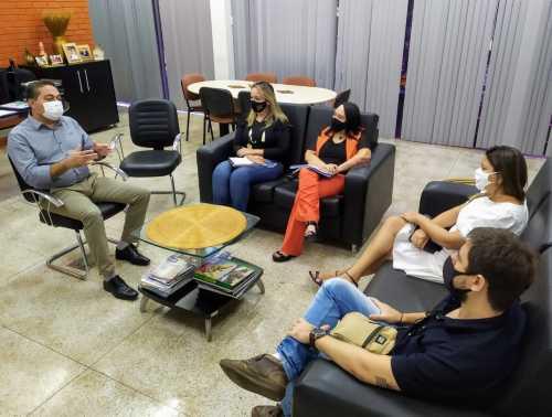 Reunião com representantes do IPHAN ocorreu nesta quinta
