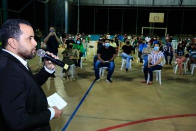 Robson Vila Nova destacou que a implantação da unidade de ensino é um marco no fortalecimento da educação
