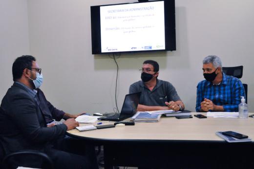 O alinhamento entre Secad e Seplan irá subsidiar o Banco Interamericano de Desenvolvimento na Avaliação da Maturidade e Desempenho da Gestão