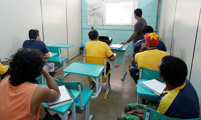 Este ano, estão previstos seis cursos na modalidade presencial, distribuídos entre nove  turmas