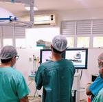 Equipe da unidade hospitalar já recebeu treinamento para utilização do arco cirúrgico