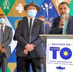 O vice-governador Wanderlei Barbosa espera alavancar setores produtivos do Estado com a modernização do Naturatins