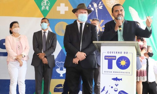 Vice-governador Wanderlei Barbosa afirma que com a nova lei o licenciamento se tornará mais ágil