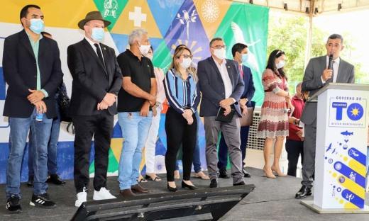 Presidente do Naturatins Renato Jayme ressalta que a política ambiental no estado começa uma nova era