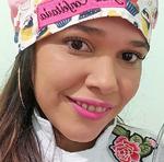 Geisa Oliveira venceu a Covid-19 e segue sua rotina normal
