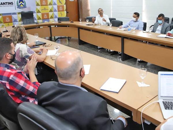 Técnicos do BNDES e agentes do governo puderam trocar informações em reunião que tratou da Concessão das Unidades de Conservação Jalapão e Cantão