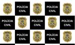 Drogas apreendidas pela Polícia Civil em poder de suspeitos em Paraíso