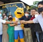Governador Carlesse reforça que Agab é um projeto de inserção social, com longa folha de serviços sociais prestados