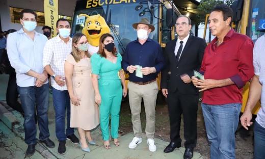 O presidente de honra da Agab, Ricardo Vicente, agradeceu a continuidade da parceria