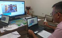 Cadeia produtiva do leite no Tocantins é discutida em webinar
