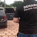 Um homem foi preso em flagrante e conduzido para a Casa de Prisão Provisória de Gurupi