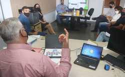A reunião entre a Seagro e a ATI ocorreu nesta quinta-feira, 25