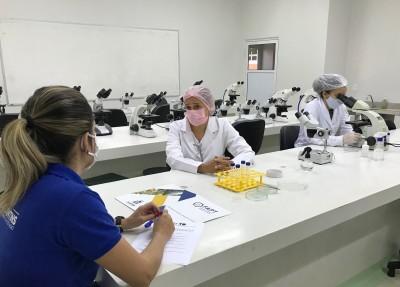 Foto 02 -Cientista do PPSUS - TO ressalta que os cuidados de prevenção deve mser redobrados - Georgya Laranjeira.JPG