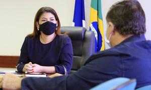 Para a titular da Seduc, Adriana Aguiar, a assinatura dos acordo é um incentivo à prática esportiva no Tocantins