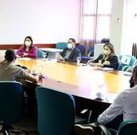 Educação e Polícia Militar realizam reunião de alinhamento do trabalho conjunto nos Colégios Militares e Cívico-Militares