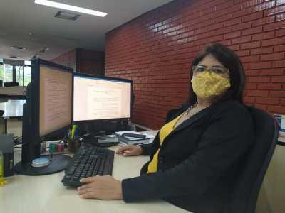 A diretora de Auditoria e Fiscalização observa que as mulheres têm papel de destaque em áreas estratégicas para o controle das contas públicas