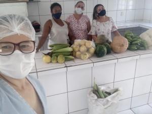 Governo do Tocantins beneficia produtores e entidades de Colmeia com aquisição e doação de alimentos pelo Programa Compra Direta
