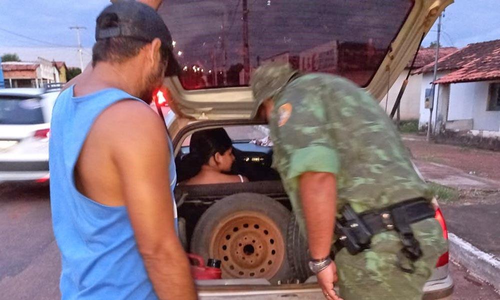 Blitz ambiental confere cota zero para transporte de pescado - Naturatins/Governo do Tocantins