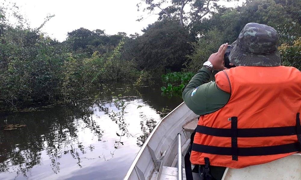 Fiscalização Piracema avança em afluentes - Naturatins/Governo do Tocantins