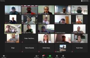 Comitê do Fogo se reuniu remotamente nesta quarta-feira, para deliberação de vários assuntos