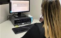 Servidora da SES, Kathyuce Fonseca garantiu que o Siga dará mais agilidade aos processos da secretaria