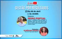 Live 'Gestão por Resultados'