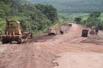 Obras devem corrigir permanentemente problema que danificou pavimento na TO-130.