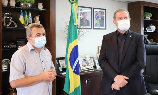 Governo do Tocantins implantará 10 UTIs Covid que estão sendo no Hospital Regional de Porto Nacional