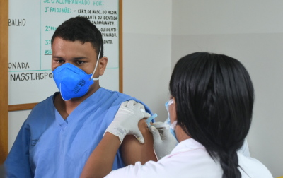 O intuito é orientar os profissionais de saúde sobre a 23ª Campanha Nacional de Vacinação contra a Influenza.