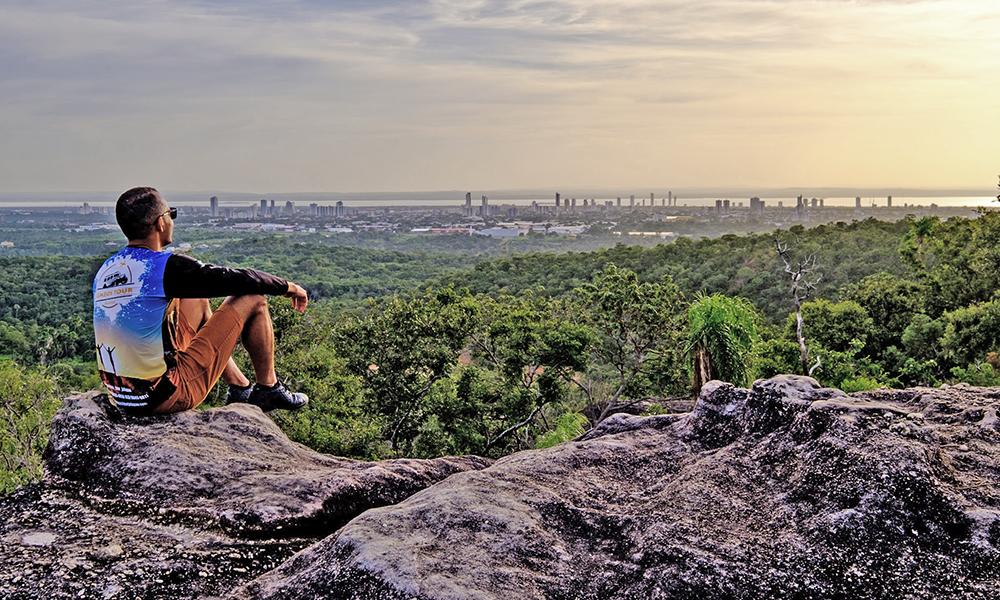 O empresário Warley Rodrigues Araújo, juntamente com o irmão Walley Rodrigues Araújo, construiu as bases para a abertura da sua própria empresa - Seduc/Governo do Tocantins