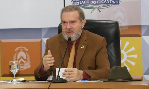 Governador Mauro Carlesse assina MP nº 7 que visa desburocratizar o processo de obtenção de licenças junto ao Corpo de Bombeiros