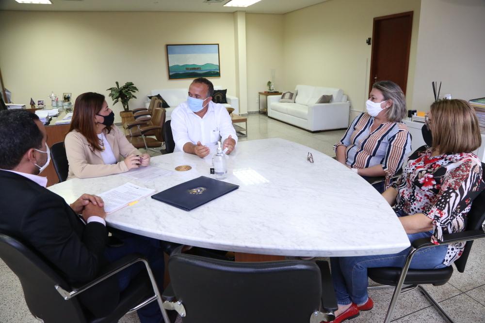 No Tocantins, o sistema da UAB no Tocantins é ofertado em parceria dos governos Federal e Estadual e Municipal, além das instituições de educação superior - Elias Oliveira/Governo do Tocantins