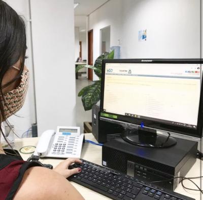 O SGD trata-se de um sistema seguro, que funciona por meio da web e está disponível a todos os órgãos do Estado