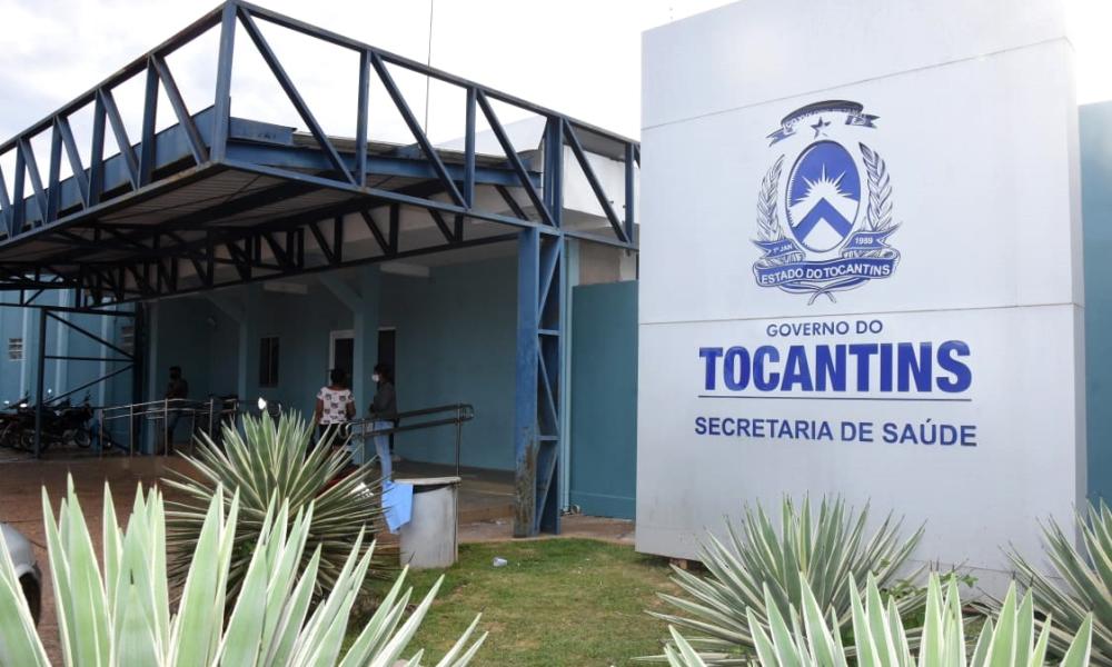 Dez leitos de UTI Covid foram abertos pelo Governo do Tocantins para atender a população de Porto Nacional e região - Esequias Araújo/Governo do Tocantins