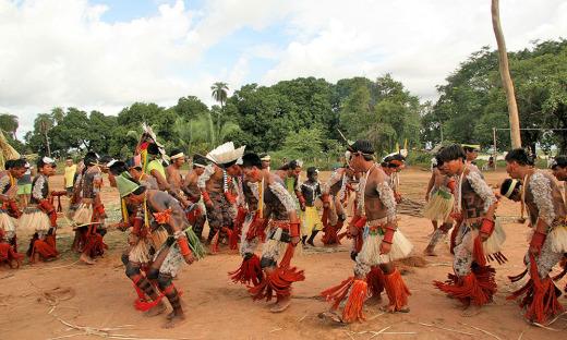 Ritual do Hetohoky Karajá