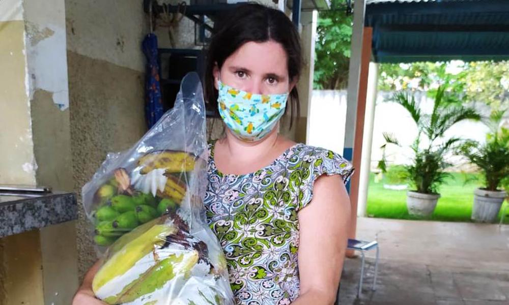 Mais de 48 mil pessoas em vulnerabilidade alimentar e nutricional foram beneficiadas com kits de alimentos do PAA - Ruraltins/Governo do Tocantins