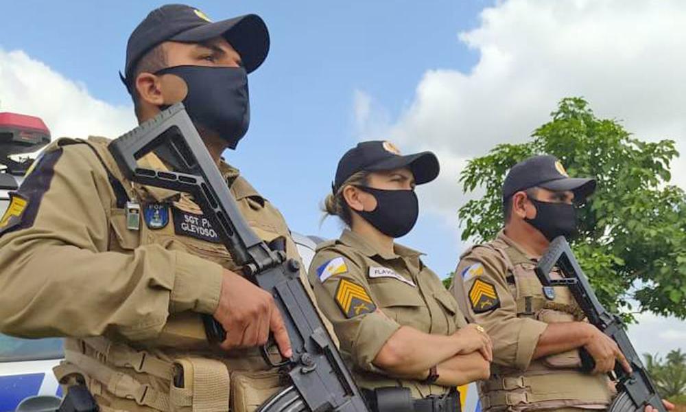 Além do status de Secretaria, nova lei garante isonomia na ascensão da carreira militar - Esequias Araújo/Governo do Tocantins