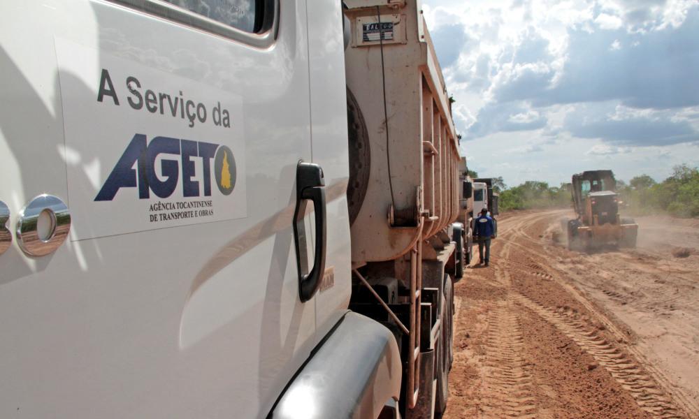 Rota para o Jalapão, depois de pavimentado, vai facilitar o acesso e encurtar o tempo de viagem para turistas e moradores da região - Tharson Lopes/Governo do Tocantins